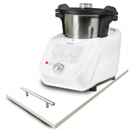 Pack Tabla para theromix decorada, Vinilo para thermomix TM31 o TM5